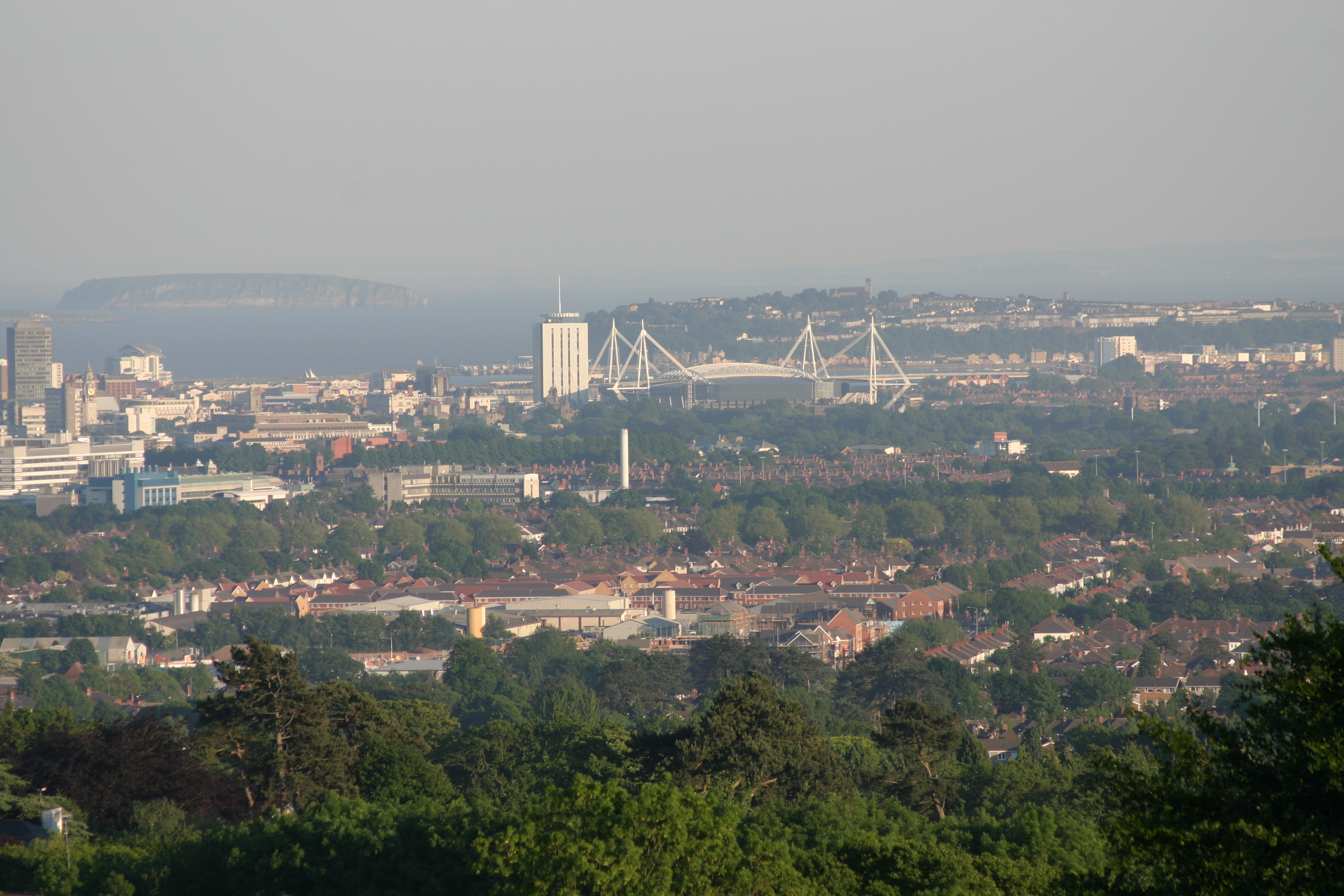 Cardiff View